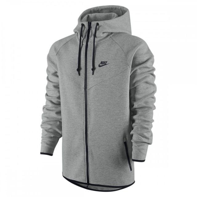 e4c8b44bbf186 Nike - Sweat Tech Fleece Windrunner - 545277-066 - pas cher Achat ...
