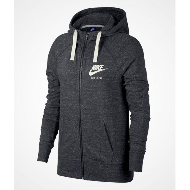 Nike Vente Gym Gris Gilet Vintage Zippée Pas Cher Achat Veste WWcZrTgKR