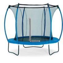PLUM - Trampoline Junior avec protection réversible bleu océan ou citron