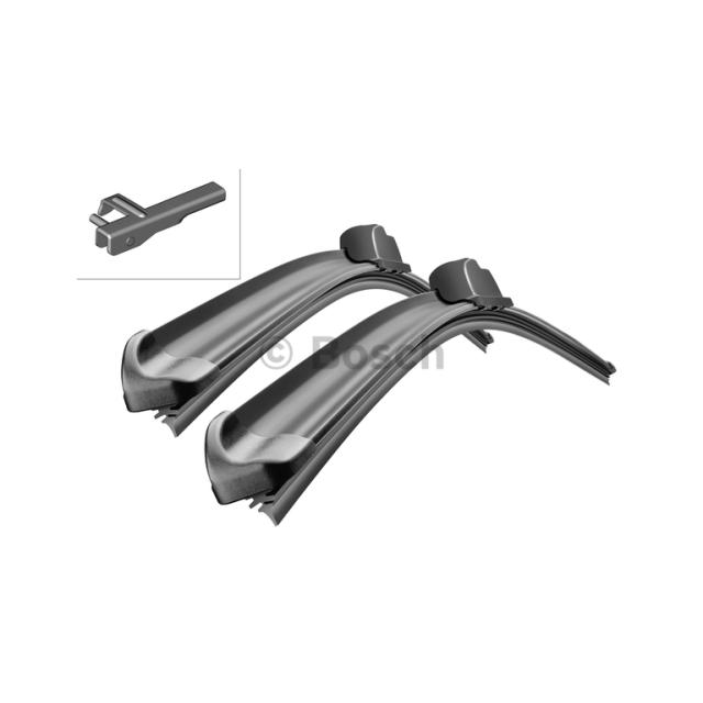 bosch 2 balais kit aerotwin origine peugeot 407 700 700mm ref 3397118976 05 2004 pas cher. Black Bedroom Furniture Sets. Home Design Ideas
