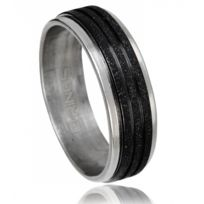 B-rings - Bague Acier Noir