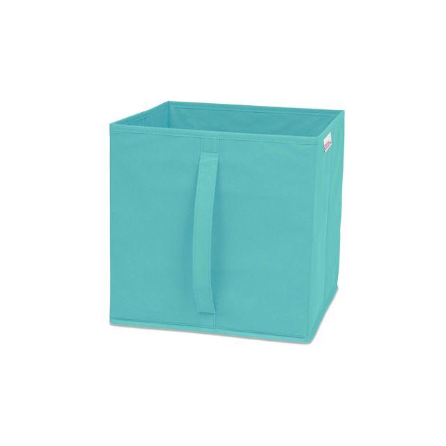 oviala bo te de rangement tissu pas cher achat vente bo te de rangement rueducommerce. Black Bedroom Furniture Sets. Home Design Ideas