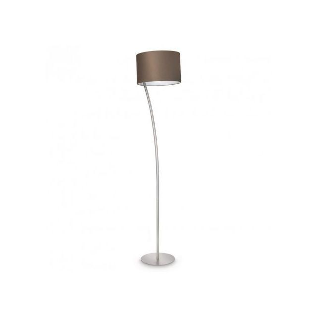 lampadaire taupe achat vente de lampadaire pas cher. Black Bedroom Furniture Sets. Home Design Ideas
