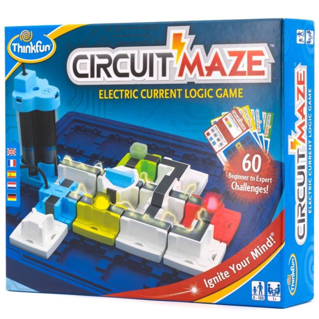 THINK FUN Circuit Maze - 76341