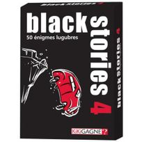 Ki Ki Gagne - Jeux de société - Black Stories 4