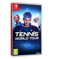 Tennis World Tour - Jeu Switch