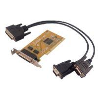 Mcl - Ct-3391BPS-LP - Adaptateur série - Pci faible encombrement - Rs-232 x 2