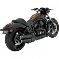 Harley-Davidson - Harley Davidson Vrsca-vrscf V-rod 1130-1250-SILENCIEUX Echappement Vance Hines Widow Black-1801-0298