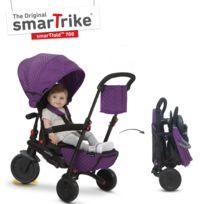 Smartrike - smarTfold 700/ tricycle évolutif 8 en 1 pour bébé et enfant, violet