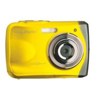 Easypix - W1024 Splash - Appareil photo numérique étanche jaune