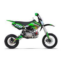 Moto Pit Bike 140-S - Noir