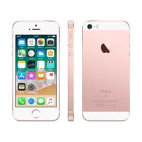 iPhone SE - 128 Go - MP892F/A - Or Rose