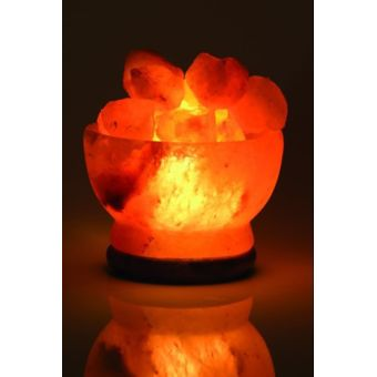 Lampe de sel - Bol