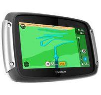 TOMTOM - GPS Moto 4,3'' - Cartographie gratuite à vie