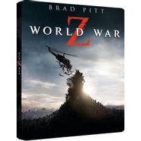 Paramount - World War Z 3D/BLU-RAY+DVD Boitier Metal