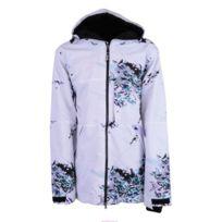 Grenade - Veste Ski Snow jacket Shards White