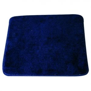 msv tapis acrylique de bain bleu marine 80x50 plusieurs choix pas cher achat vente tapis. Black Bedroom Furniture Sets. Home Design Ideas
