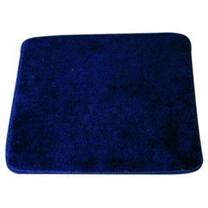 Msv tapis acrylique de bain bleu marine 80x50 plusieurs for Tapis salle de bain bleu marine
