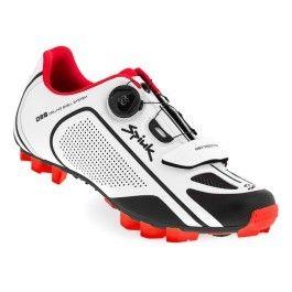 e64ed149ca2 Spiuk - Chaussures Altube M Mtb blanc noir rouge - pas cher Achat   Vente  Chaussures cyclisme - RueDuCommerce