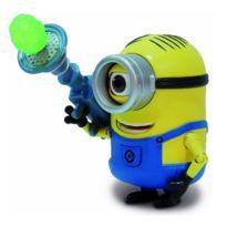 Mtw Toys - Figurine de luxe Moi, Moche et Méchant 2 : Stuart jaune et son lance-roquettes