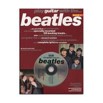 Music Sales - Partition : Play Guitar With Beatles Cd Vol.3