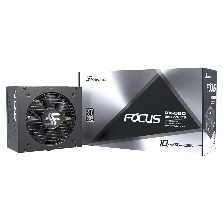 Focus PX 550 550W - 80 Plus Platinum