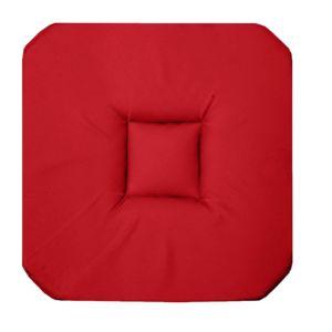 Douceur d 39 interieur coussin galette de chaise 4 rabats for Galette de chaise 4 rabats