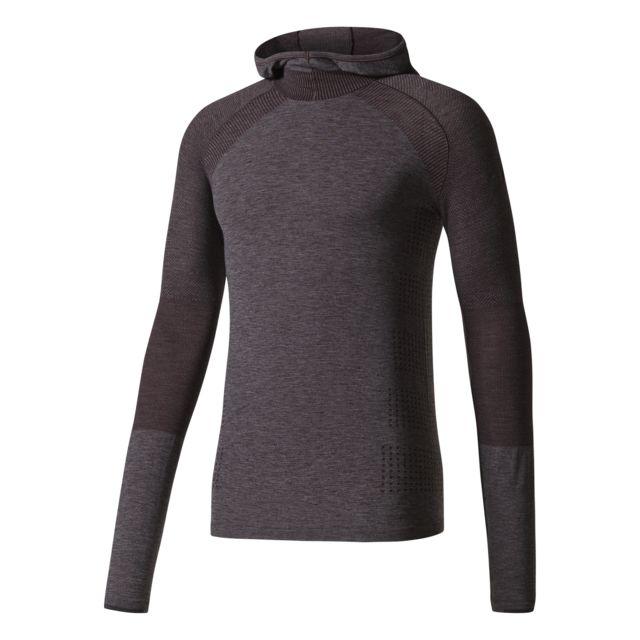 Adidas T shirt Climaheat Primeknit Hooded 20172018 pas