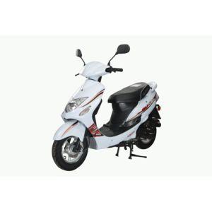 eurocka scooter gtr b 50cc 4t blanc eurocka achat. Black Bedroom Furniture Sets. Home Design Ideas