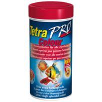 Tetra - Alimentation Pro Colour pour poissons exotiques Contenance 250 ml