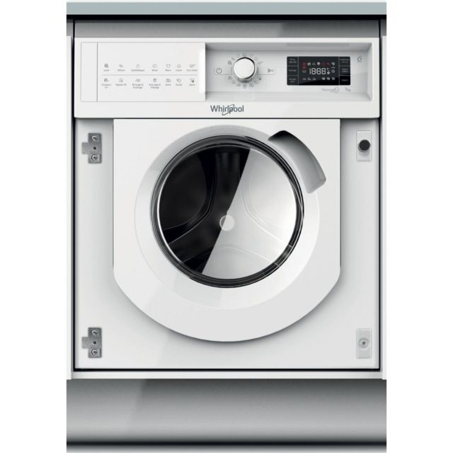 Whirlpool Lave Linge Integrable Integrable Biwmwg 71284 Fr