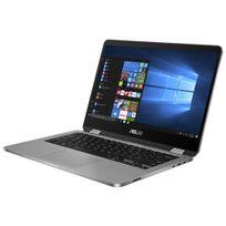 ASUS - VivoBook Flip TP401NA - Gris