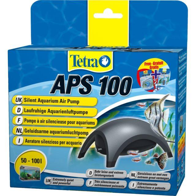 Tetra Pompe A Air Aps 100 Noir