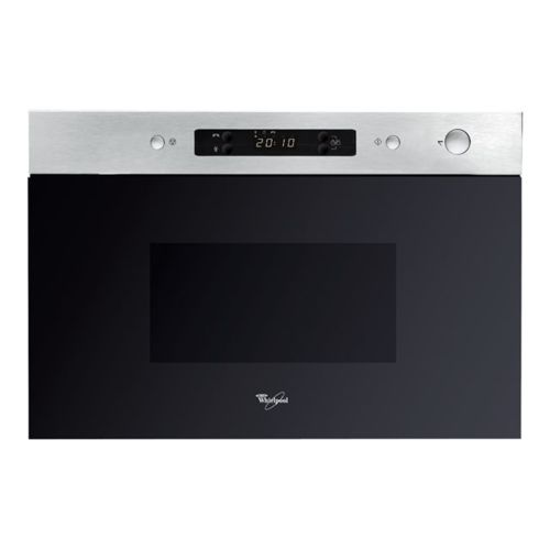 whirlpool micro ondes encastrable 21l 750w in2x amw490ix achat four. Black Bedroom Furniture Sets. Home Design Ideas