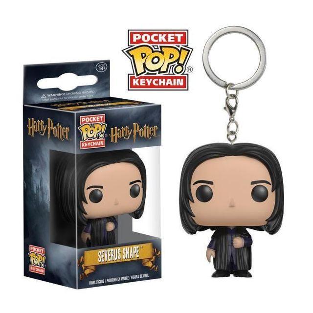 Pop Porte Clé Funko Pocket Harry Potter Harry Potter Severus