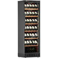 Calice - Cave à vin de service - 1 temp 126 bouteilles - Noir Aci-cal612P - Encastrable