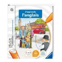 Ravensburger - Tiptoi Livre - J'apprends L'Anglais