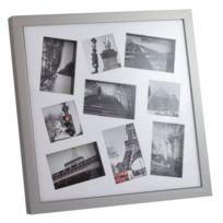 Invotis - Cadre photos 3D Blanc