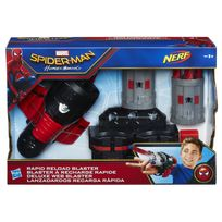 HASBRO - NERF - Lance fléchettes Spiderman - B9702EU40