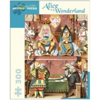 Pomegranate - Alice In Wonderland: 300 Piece Puzzle