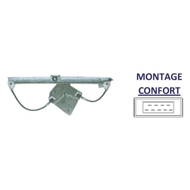 Citroen Xantia 9 broche Mécanisme lève-vitre avant droit option anti-pincement
