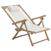 chaise relax jardin - Achat chaise relax jardin pas cher - Rue du ...