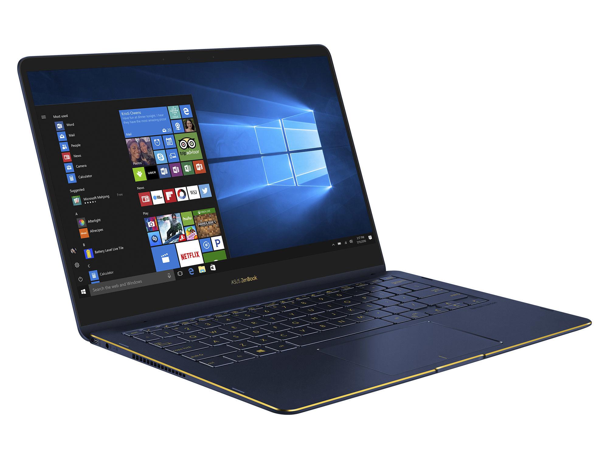 ZenBook Flip S-U7r16512-B - Bleu roi