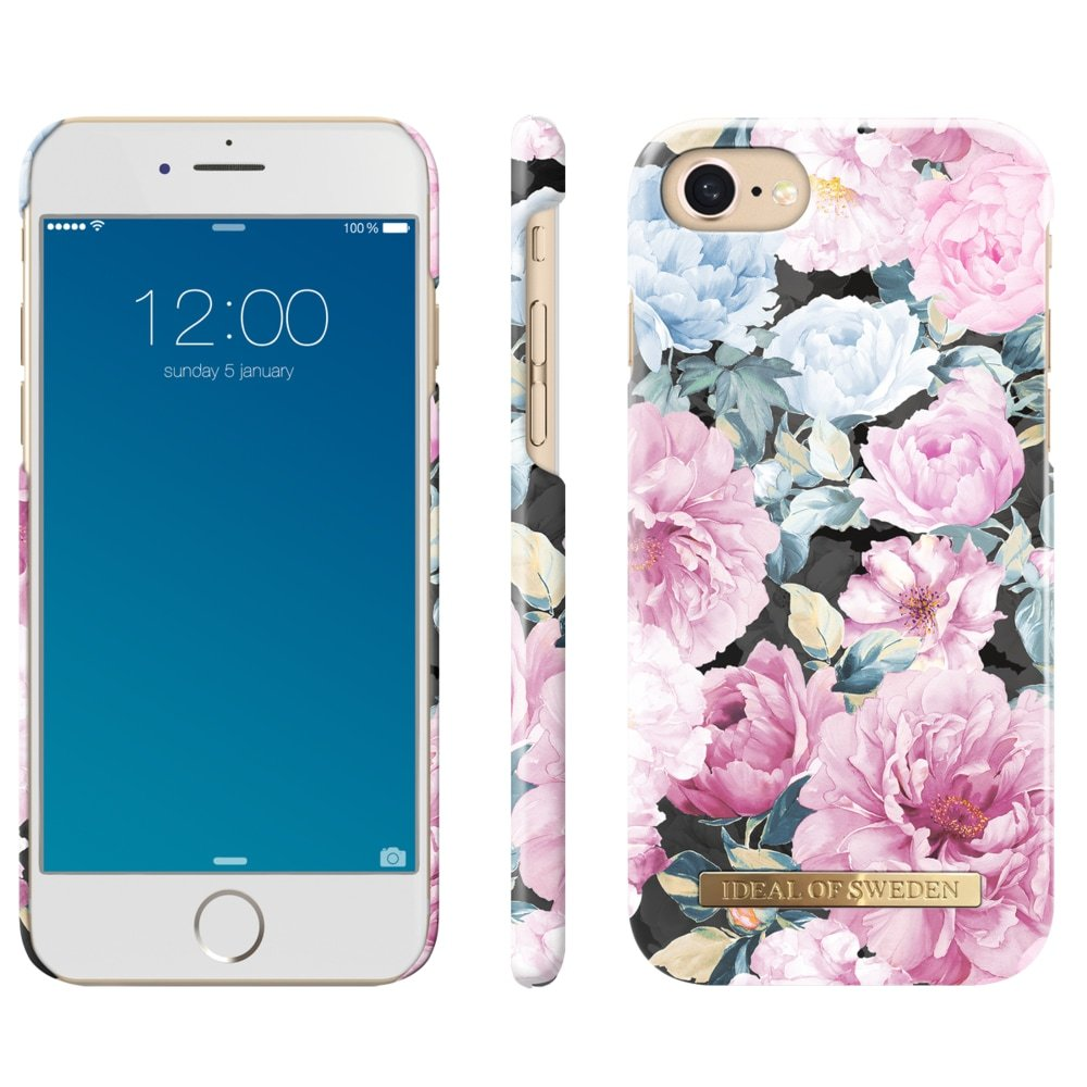 IDEAL OF SWEEDEN Coque de protection pour iPhone 6/6S/7/8 - IDFCS18-I7-68 - Motifs floraux