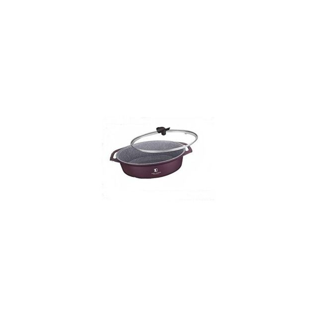 Lm-distribution Casserole en granit Induction 39.5cm 7.3L