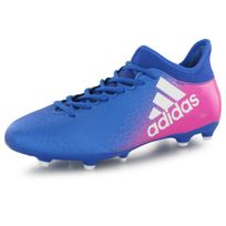 Adidas performance - X 16.3 Fg bleu, chaussures de football homme