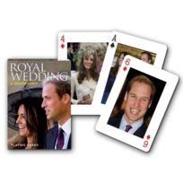Gibson - Le Prince William & Kate Middleton Le Mariage Royale - Les Cartes A Jouer