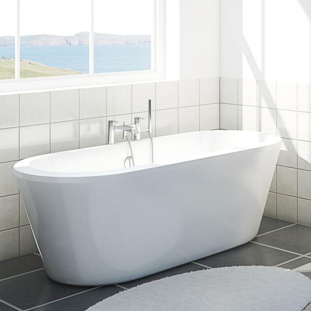 cleargreen freestark r33r34 80cm x 174cm pas cher achat vente baignoire rueducommerce. Black Bedroom Furniture Sets. Home Design Ideas