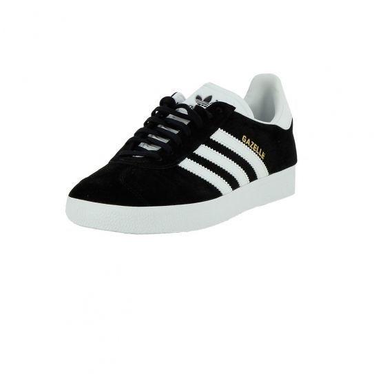 Adidas originals - Chaussures Gazelle Black/White e17