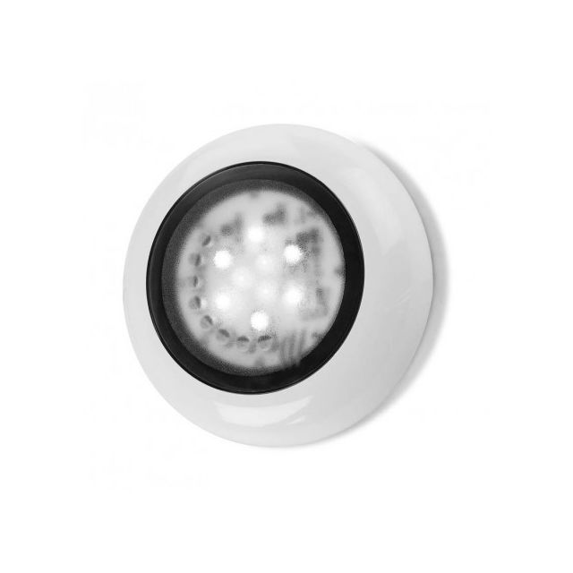 Leds C4 Spot piscine Pool Ip68 Led D22 cm - Blanc